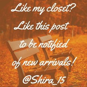 NEW ITEMS AT TOP OF CLOSET!ALWAYS OPEN TO OFFERS!